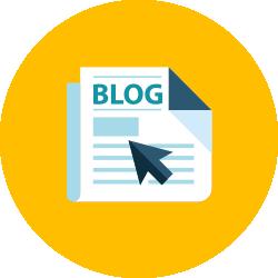 Blog otimizado e estruturado